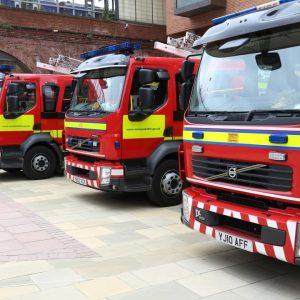 Fire brigade access